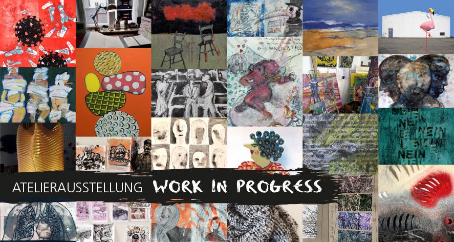 work in progress Ausstellung